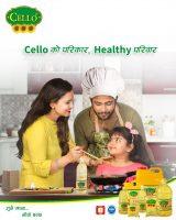 Cello Sunfolower Oil Food